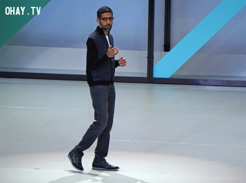 CEO Sundar Pichai của Google,google