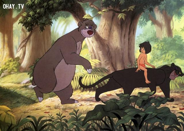 The Jungle Book,