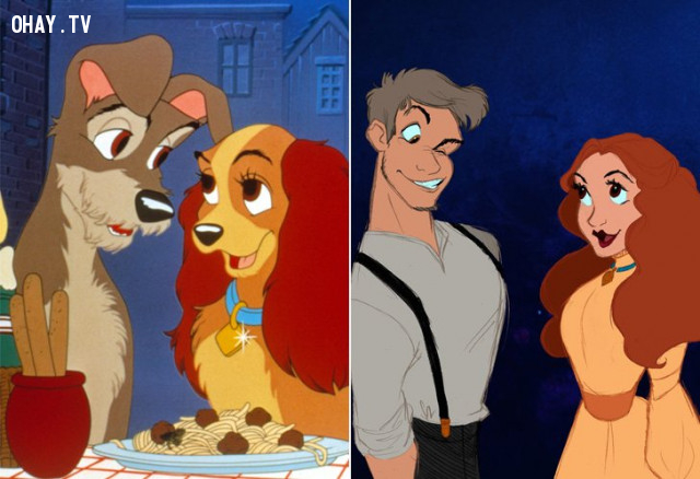 Lady and the Tramp,