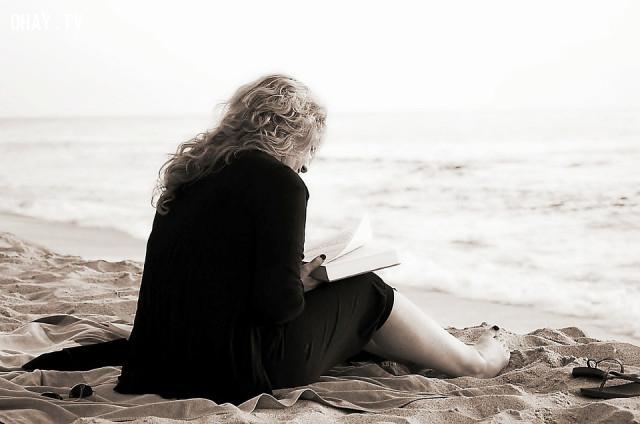 ,người thích đọc sách