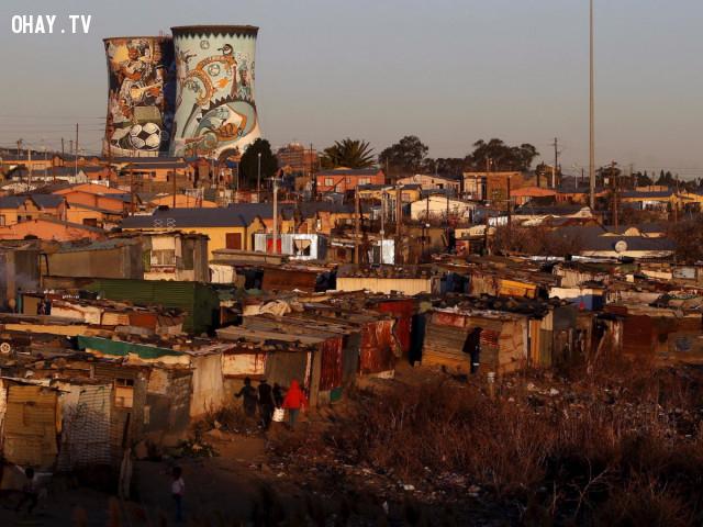 17. Nam Phi,quốc gia nguy hiểm,đi du lịch nước ngoài,khủng bố