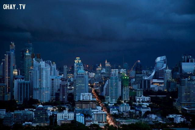 19. Thái Lan,quốc gia nguy hiểm,đi du lịch nước ngoài,khủng bố
