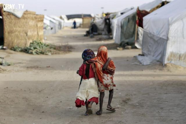 15. Chad,quốc gia nguy hiểm,đi du lịch nước ngoài,khủng bố