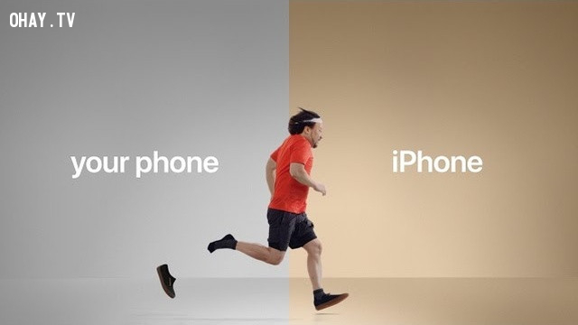 Loạt video quảng cáo iPhone thú vị của Apple