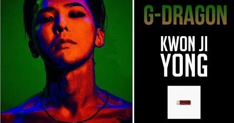 Album mới của G-Dragon No.1 trên Itunes của 39 quốc gia