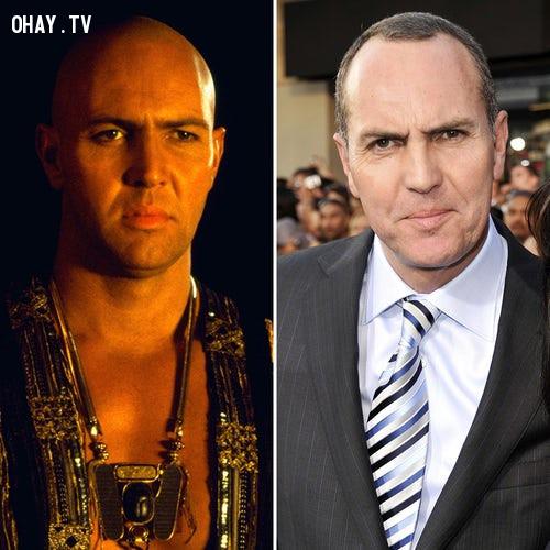 Diễn viên Arnold Vosloo trong vai xác ướp Imhotep,ngày ấy bây giờ,diễn viên,xác ướp ai cập