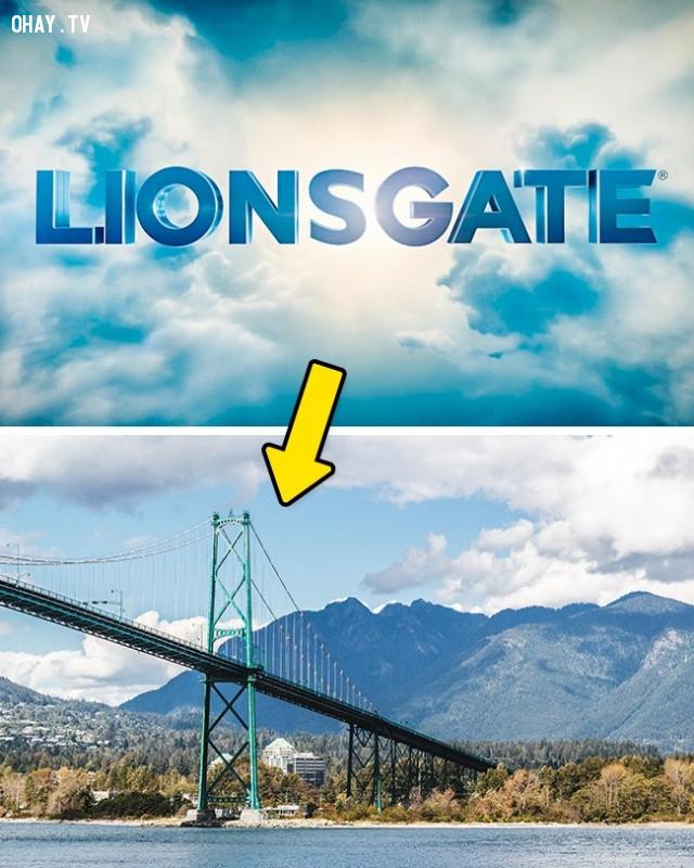 Lionsgate,giải mã logo,hollywood,những điều thú vị trong cuộc sống