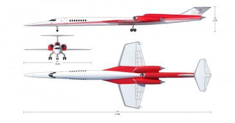 Máy bay với vận tốc nhanh gấp 1,5 lần vận tốc âm thanh