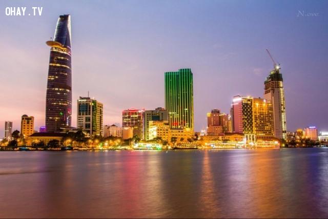 Sài Gòn ( Thành phố Hồ Chí Minh) ,khám phá việt nam,những điều thú vị trong cuộc sống