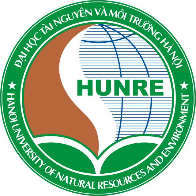 4. Trường đại học Tài nguyên và Môi trường Hà Nội ( HUNRE ),giải mã logo,các trường đại học