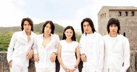 5 bộ phim thần tượng Đài Loan khiến 9x đời đầu nào cũng không bỏ qua