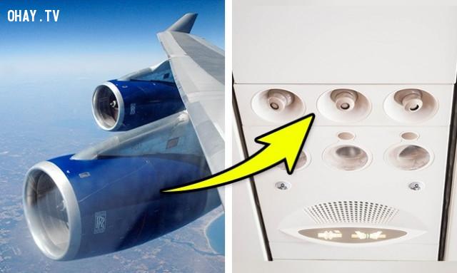 Hệ thống điều hòa không khí,máy bay,ngành hàng không,những điều thú vị trong cuộc sống