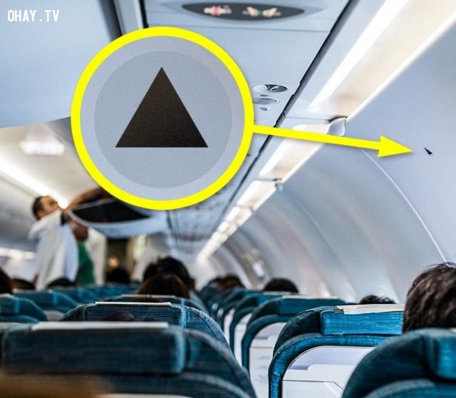 Tam giác màu đen,máy bay,ngành hàng không,những điều thú vị trong cuộc sống