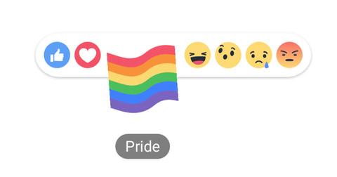Tất cả những gì cần biết về lá cờ sáu màu trên Facebook