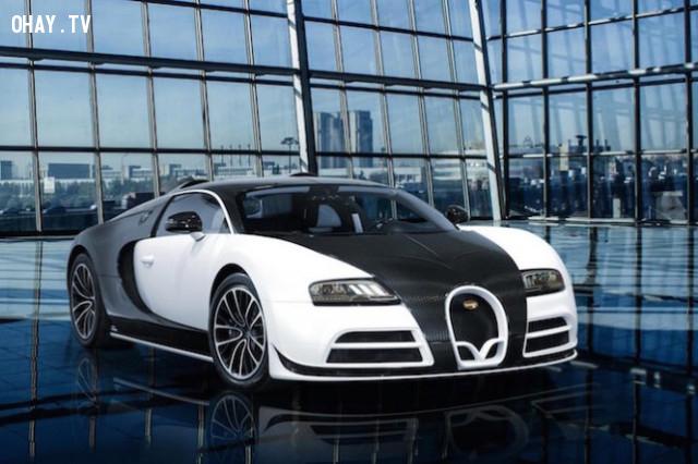 Mansory Bugatti Veyron Vivere (3,4 triệu USD),siêu xe,xe siêu sang,hàng hiếm