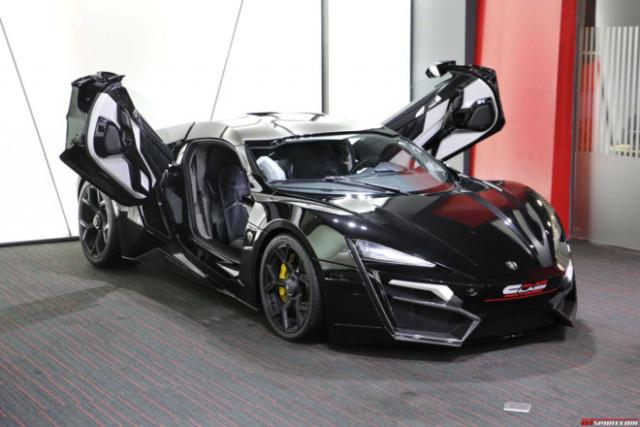 Lykan Hypersport (3,4 triệu USD),siêu xe,xe siêu sang,hàng hiếm
