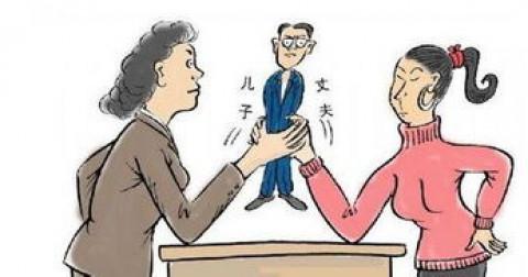 Mẹ chồng nàng dâu - Người chồng nên cư xử như thế nào trong mối quan hệ phức tạp này?