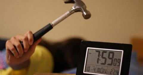 Ngủ nướng nhiều hơn trong những ngày cuối tuần có TÁC HẠI cho sức khỏe của bạn.