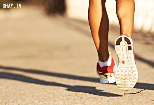 Tập thể dục đều đặn,cách làm trắng da mặt,làm đẹp da mặt,cách làm đẹp da,chống lão hóa da,chăm sóc da