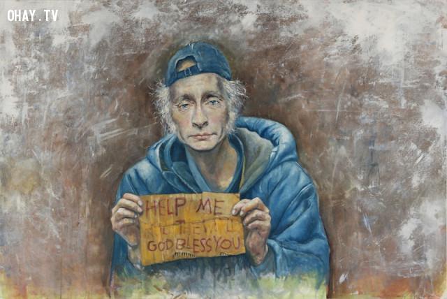 #3 Tổng thống Nga Vladimir Putin,người tị nạn,người nhập cư,Abdalla Al Omari