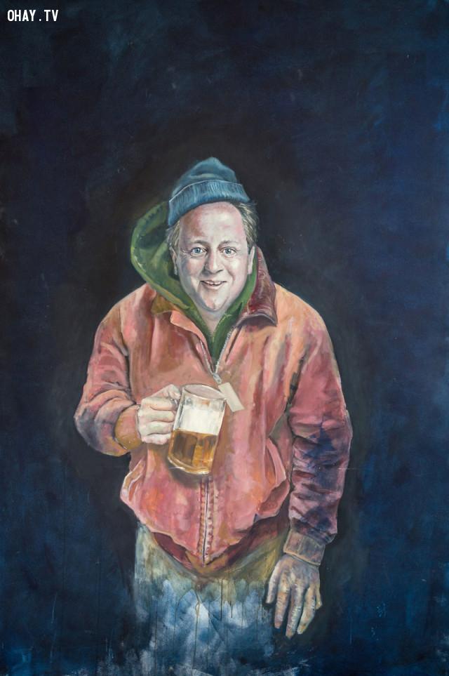 #8 Ông David Cameron,người tị nạn,người nhập cư,Abdalla Al Omari