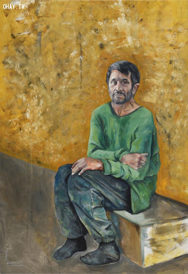 #9 Lãnh đạo Iran Mahmoud Ahmadinejad,người tị nạn,người nhập cư,Abdalla Al Omari
