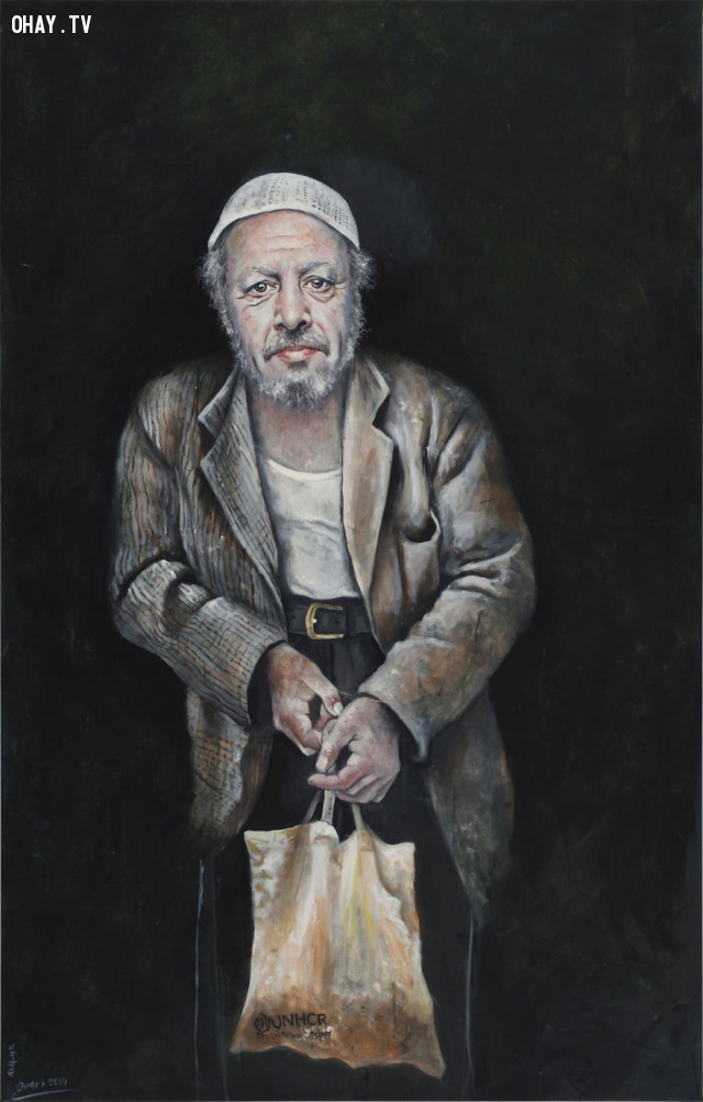 #7 Lãnh đạo Thổ Nhĩ Kỳ Recep Tayyip Erdoğan,người tị nạn,người nhập cư,Abdalla Al Omari
