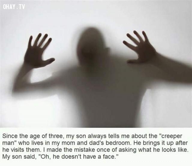 Người đàn ông không có gương mặt,