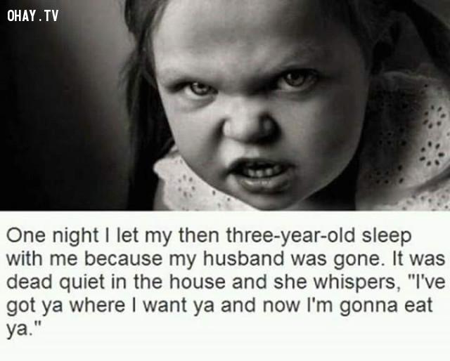 Lời nói trước khi đi ngủ,