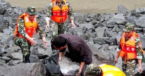 Trung Quốc: Vụ lở đất chôn vùi hơn 140 người