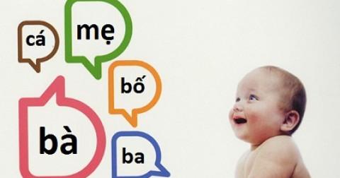 Những bí quyết dạy bé tập nói giúp bé biết nói sớm hơn.