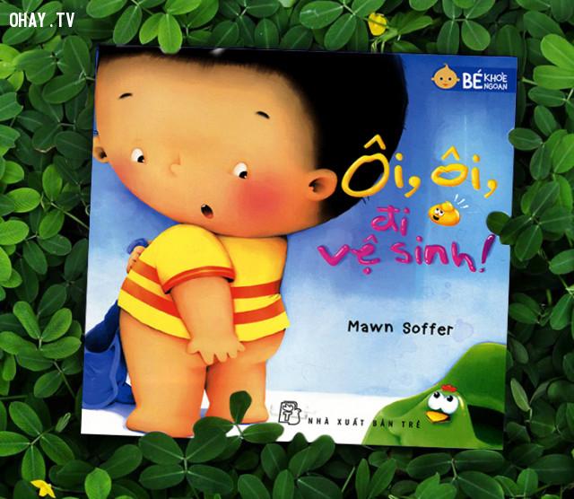 """6. Bộ sách """"Bé khỏe bé ngoan"""" giúp rèn kĩ năng cho con,sách dạy con,sách hay,cách dạy con"""