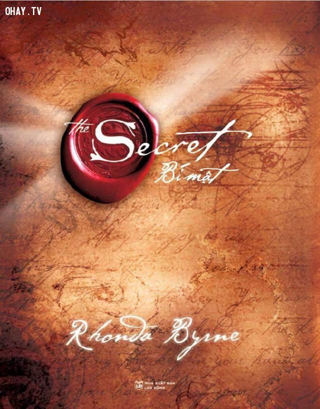 1) Bí mật (The Secret) - Rhonda Byrne,luật hấp dẫn,sách hay,thay đổi cuộc đời