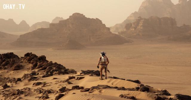 4. The Martian (2015),phim kinh dị,phim hay