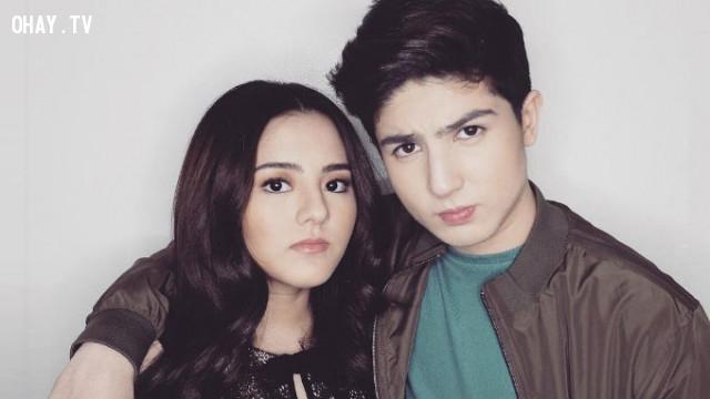 1. Mavy và Cassy Legaspi,triệu phú,tỉ phú nhỏ tuổi,showbiz
