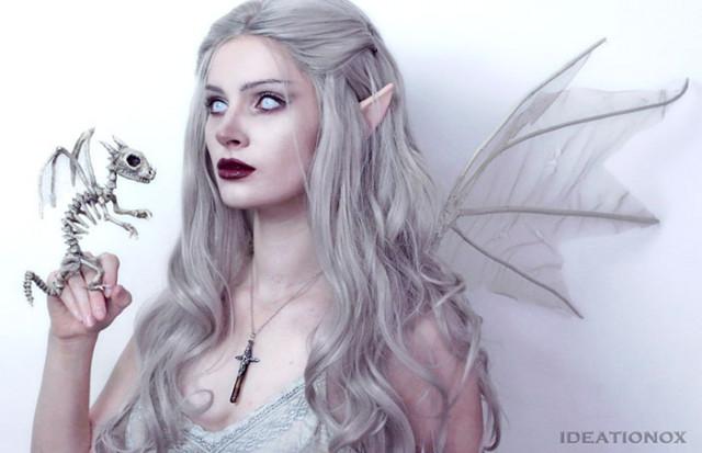 #8 Skeleton Dragon,cosplay,Alyson Tabbitha