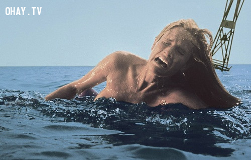 Denise Cheshire trong Jaws (1975),