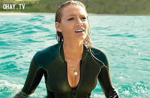 Blake Lively trong The Shallows (2016),