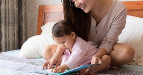 Gợi ý sách hay cho bé dưới 3 tuổi