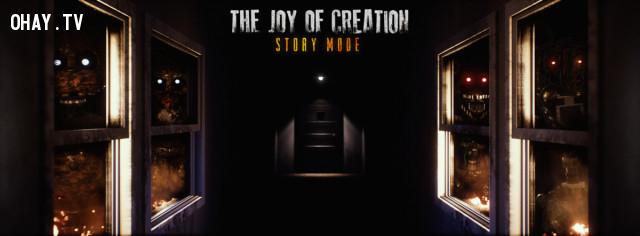 The Joy Of Creation - Căn phòng không đơn giản là một căn phòng. (PC),game kinh dị,game hay,chơi game