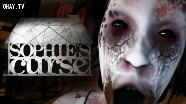 Sophie's Curse: Cần lắm một trái tim khỏe mạnh (PC| Mobile),game kinh dị,game hay,chơi game