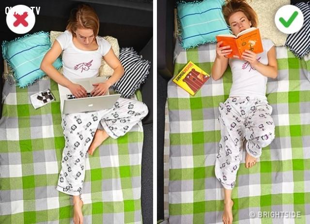 4. Mất ngủ,cải thiện giấc ngủ,cải thiện sức khỏe,tư thế ngủ,mẹo sức khỏe