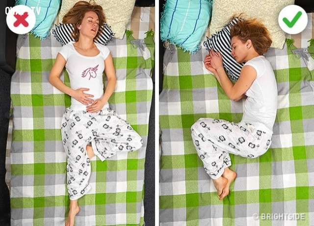 7. Ngủ ngáy,cải thiện giấc ngủ,cải thiện sức khỏe,tư thế ngủ,mẹo sức khỏe