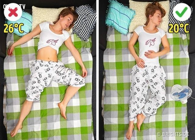 5. Hay thức giấc khi ngủ,cải thiện giấc ngủ,cải thiện sức khỏe,tư thế ngủ,mẹo sức khỏe