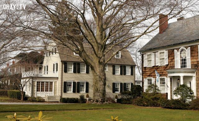 Ngôi nhà ma ám thứ 5 là Amityville House,kinh dị,ma quỷ,nhà bị ma ám