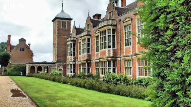 Ngôi nhà ma ám thứ 3 là Blicking Hall,kinh dị,ma quỷ,nhà bị ma ám