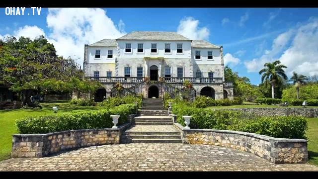 Ngôi nhà thứ 8 là Rose Hall,nhà bị ma ám,kinh dị,ma quỷ