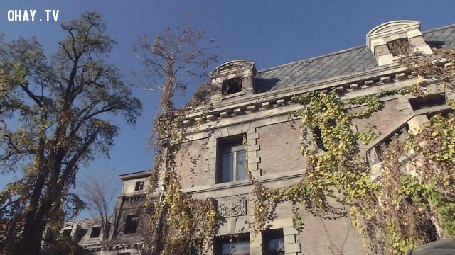 Ngôi nhà thứ 9 là Chaonei No.81,nhà bị ma ám,kinh dị,ma quỷ