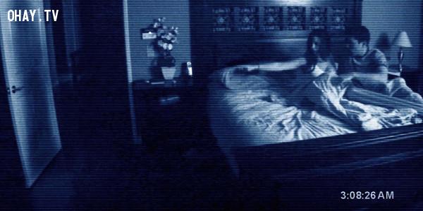 Paranormal Activity - Cánh cửa,phim kinh dị,ám ảnh kinh hoàng,ma quỷ