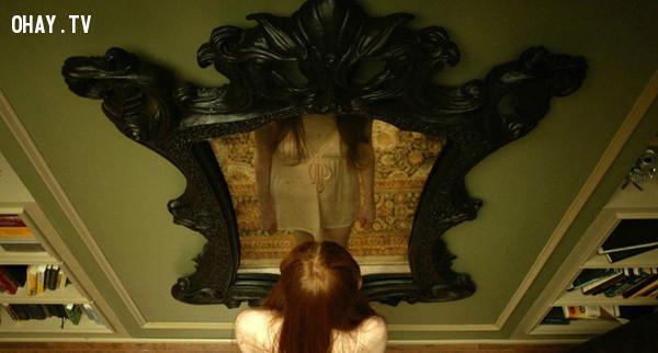 Oculus - Gương,phim kinh dị,ám ảnh kinh hoàng,ma quỷ